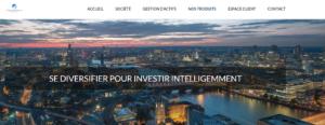 Site Internet Elementary Financial