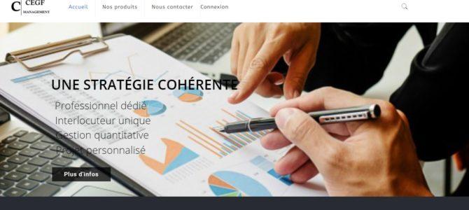 Alerte plateforme   CEGF Management