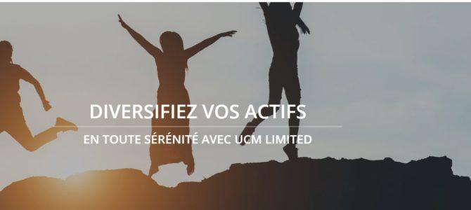 Alerte plateforme   UCM Limited