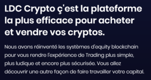 Escroquerie Crypto monnaie