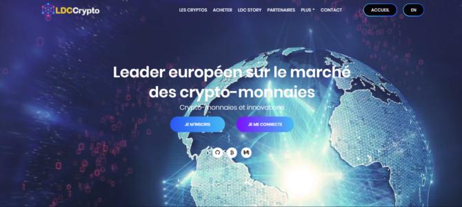 Alerte plateforme   LDC Crypto