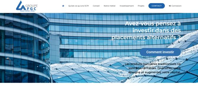 Alerte plateforme   Finance Gestion Conseil